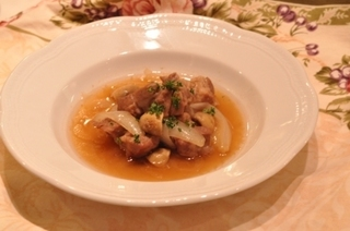 豚肉のカルボナード.JPG
